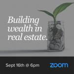 Buyer Preparation Seminar – September 9th