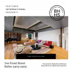 Featured Global Listing: 700 Front Street, Suites 2403-2405, San Diego, CA, USA